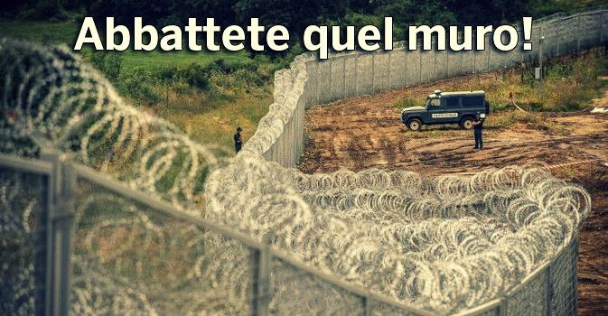 muro-ungheria