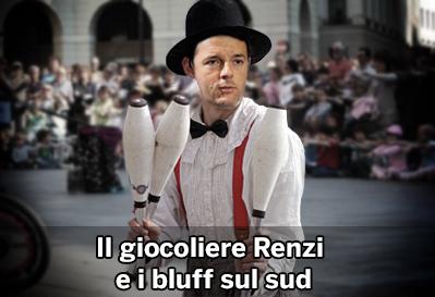 Renzi sud